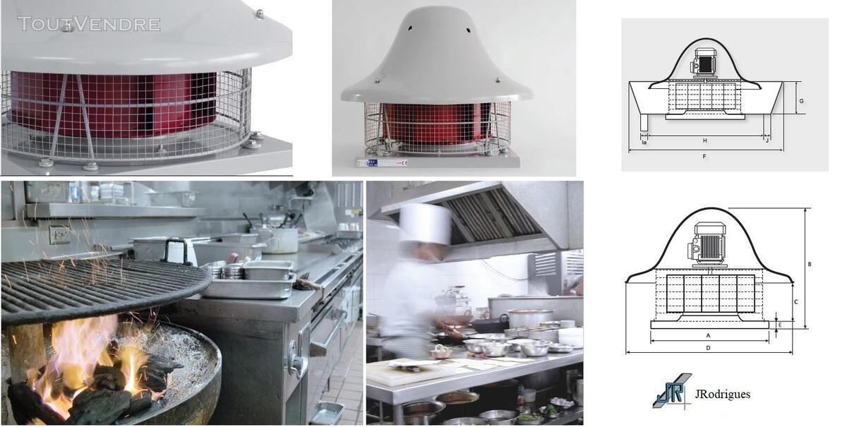 Hotte Industrielle et Moteur Extraction 324821366