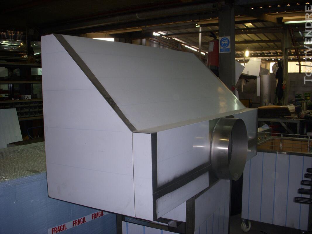 Hotte Industrielle et Moteur Extraction 324821408