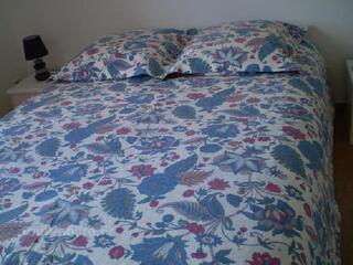 Housse de couette pour lit de 1 ou 2 personnes