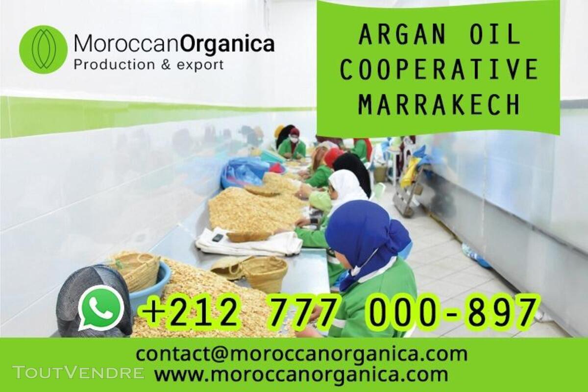 Huile d'argan en vrac biologique 574688111