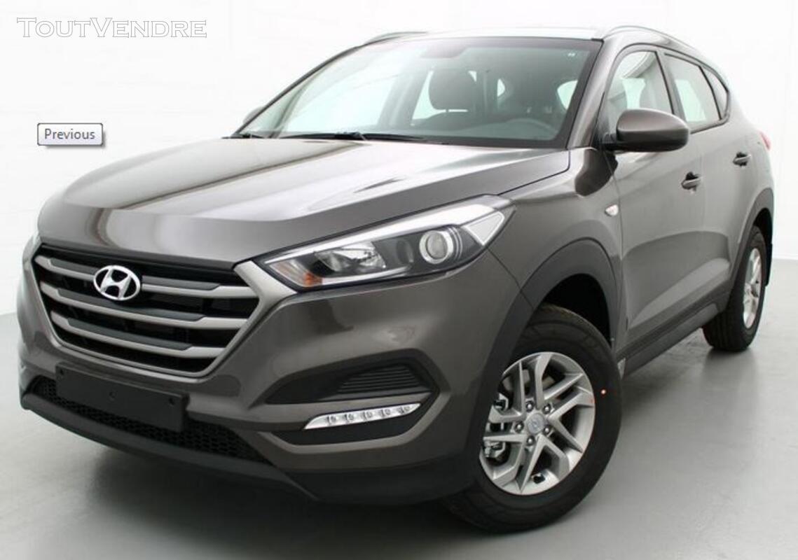 Hyundai Tucson 1.7 CRDI 141 CREATIVE 2WD DCT-7 126410859