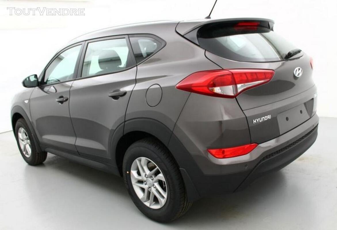 Hyundai Tucson 1.7 CRDI 141 CREATIVE 2WD DCT-7 126410860