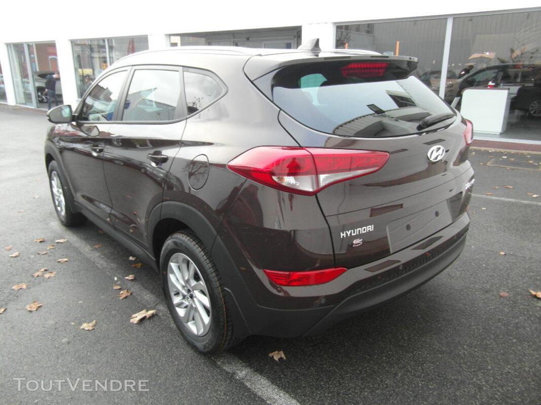 Hyundai Tucson 1.7 CRDI 141 INTUITIVE 2WD DCT-7 SUV 177556508
