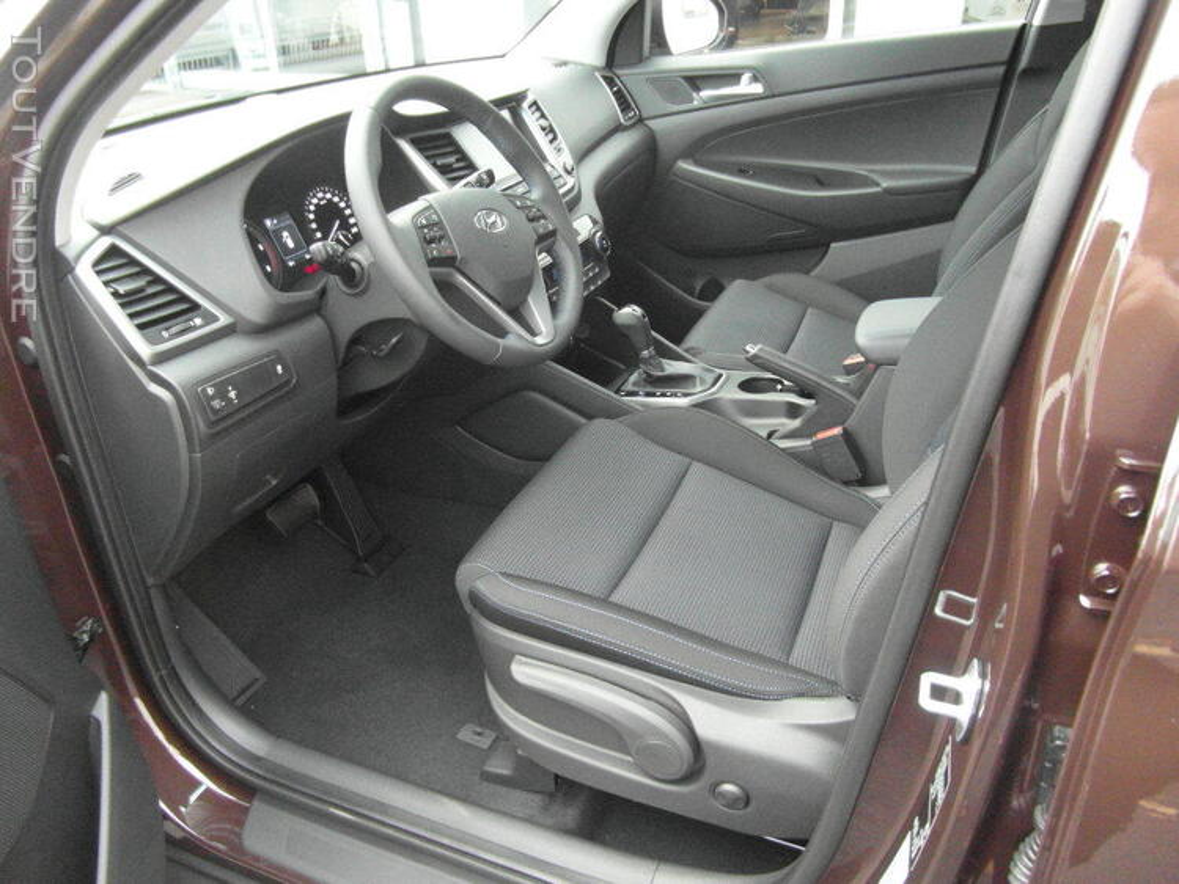 Hyundai Tucson 1.7 CRDI 141 INTUITIVE 2WD DCT-7 SUV 177556967