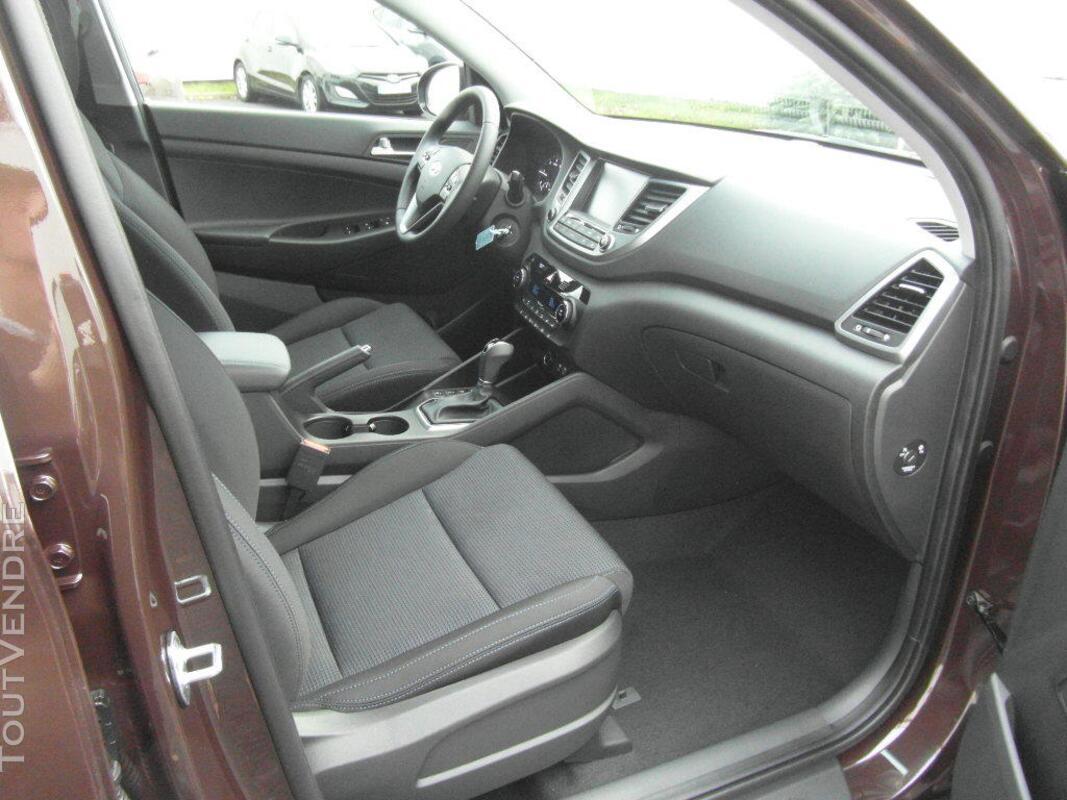 Hyundai Tucson 1.7 CRDI 141 INTUITIVE 2WD DCT-7 SUV 177557045