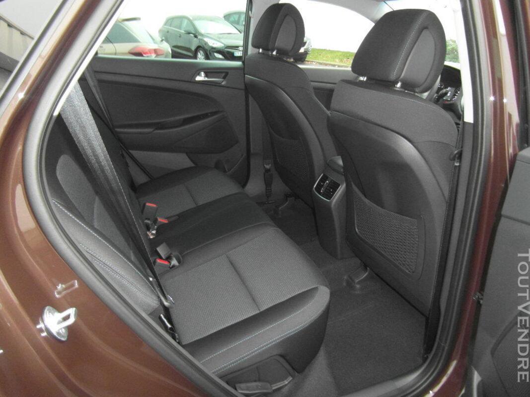 Hyundai Tucson 1.7 CRDI 141 INTUITIVE 2WD DCT-7 SUV 177557177