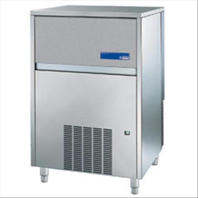 ICE150AS CRUSHED-ICE MACHINE 150 KG + STORAGE 42604176