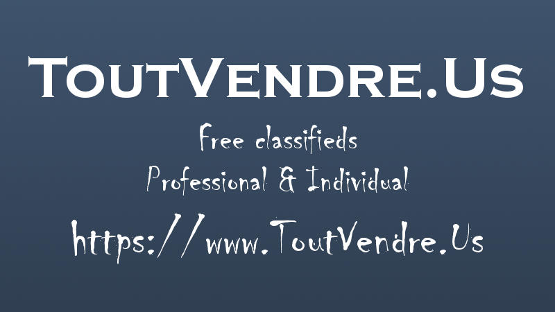Vente professionnel vaucluse orange
