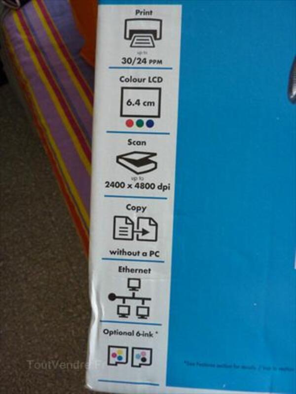 Imprimante HP Photosmart 2575 tout en un (50€) 54547866
