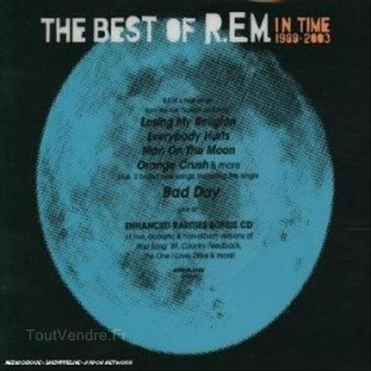 In Time : The Best Of R.E.M. 1988-2003 - 2 CD 86776217