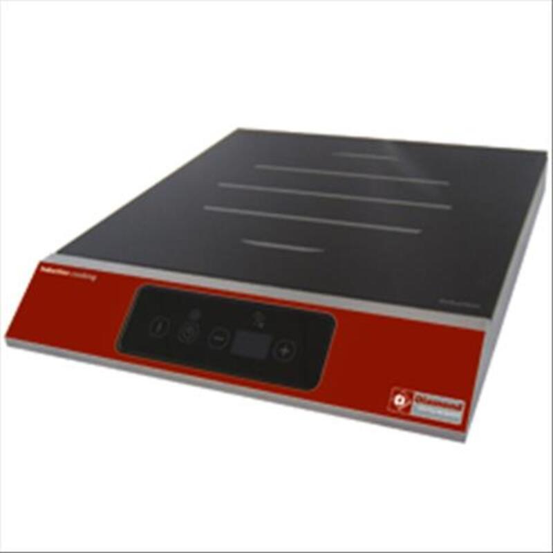 IND-25/DI Plaque à induction 2,5 kW, touches tactiles 100275776