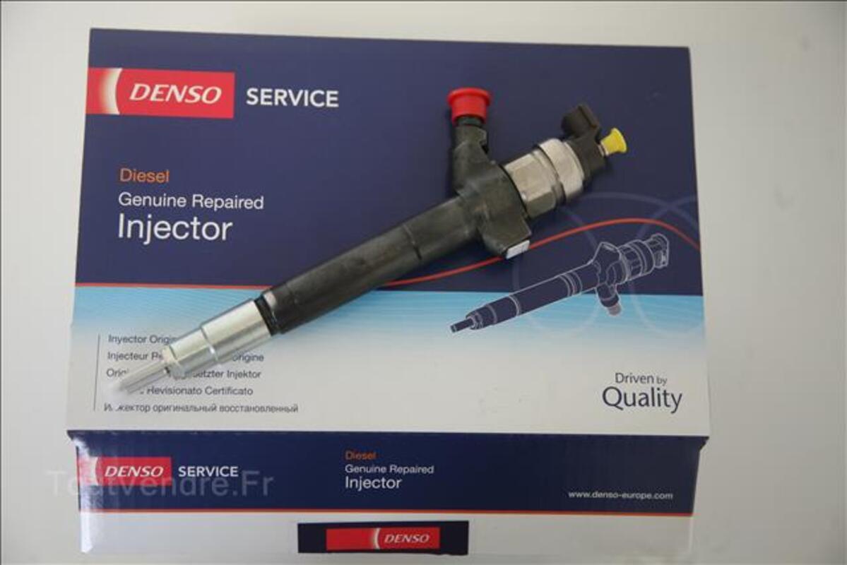 Injecteur denso peugeot boxer 2.2 101153926