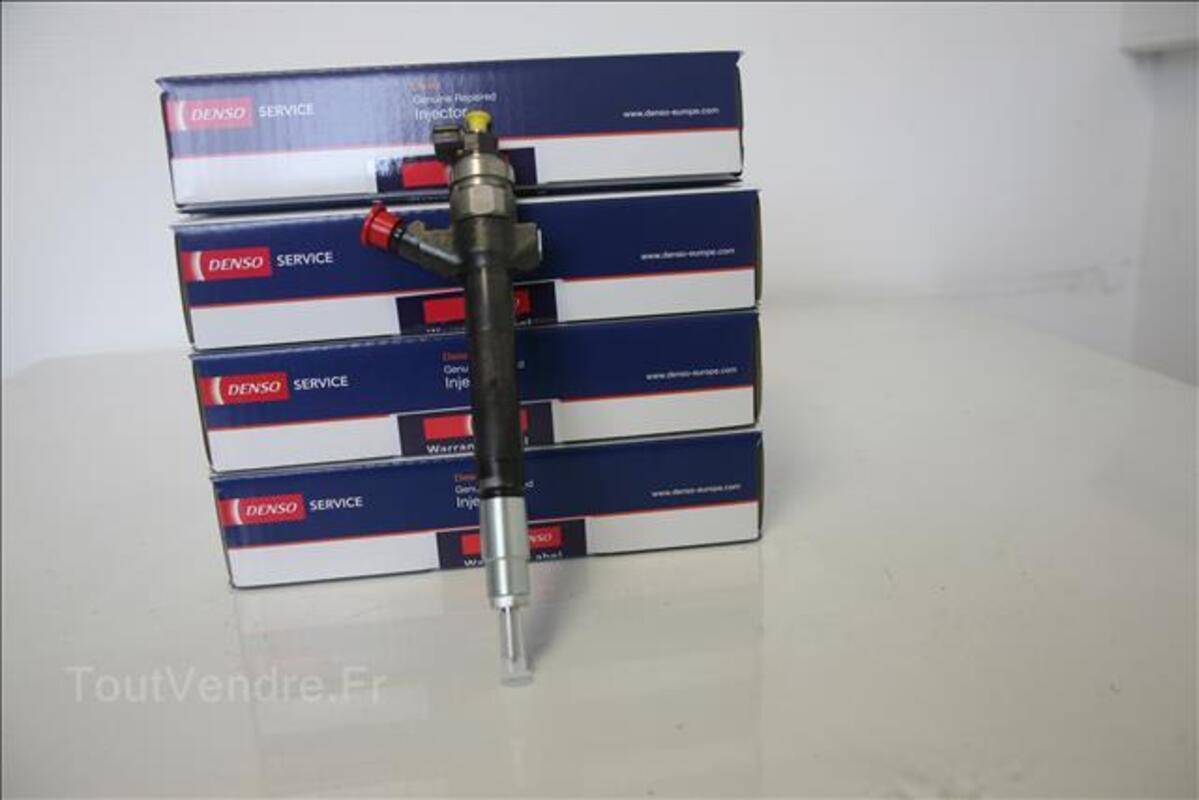 Injecteur denso peugeot boxer 2.2 101153927