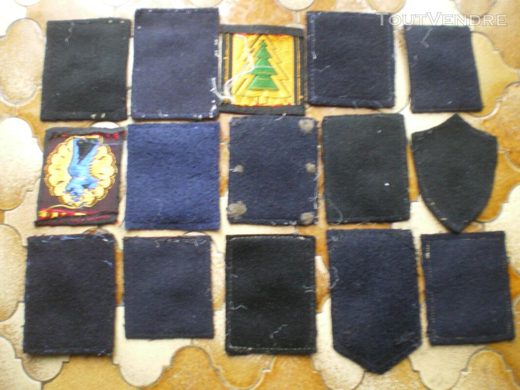 Insigne d'Infanterie et divers en tissu 635494068