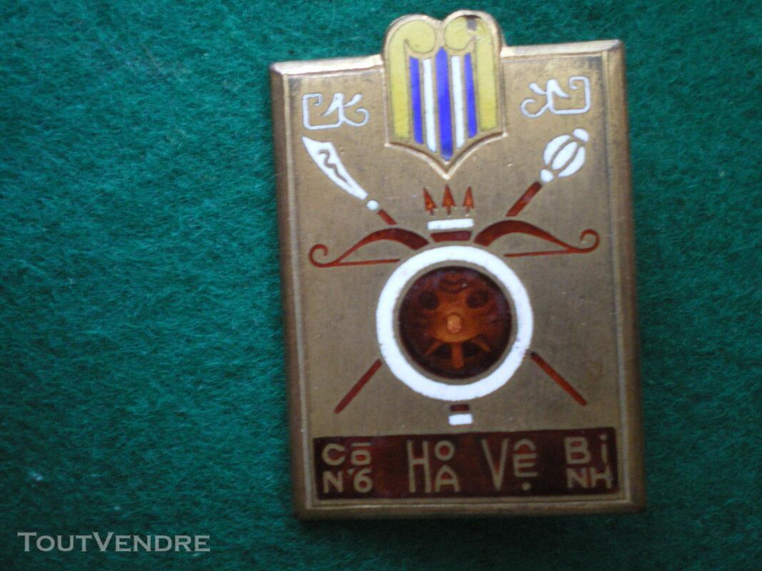 Insigne de Gendarmerie - Garde du Viet-Nam Sud. 141485390