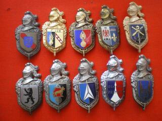 Insigne de Gendarmerie.
