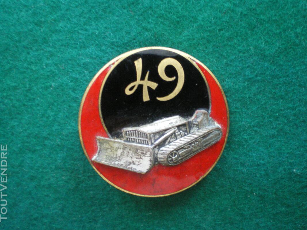 Insigne du Génie - 49° Bataillon 141697530
