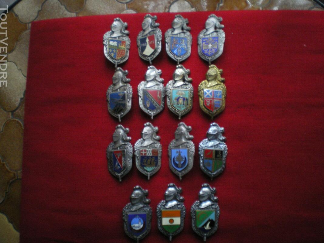 Insignes de Gendarmerie - 15 - Constabulary insignia. 455143826