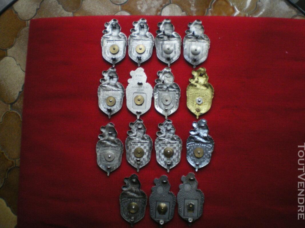 Insignes de Gendarmerie - 15 - Constabulary insignia. 455143829