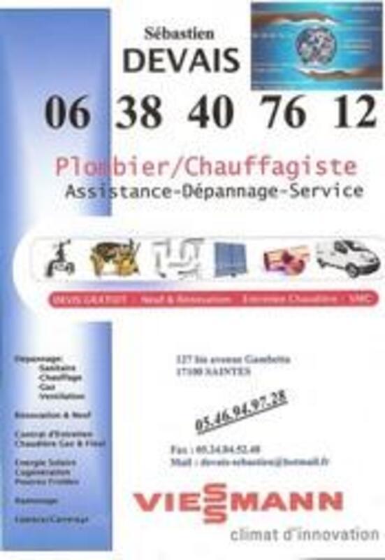 Installateur Sanitaire & Thermique 26271860