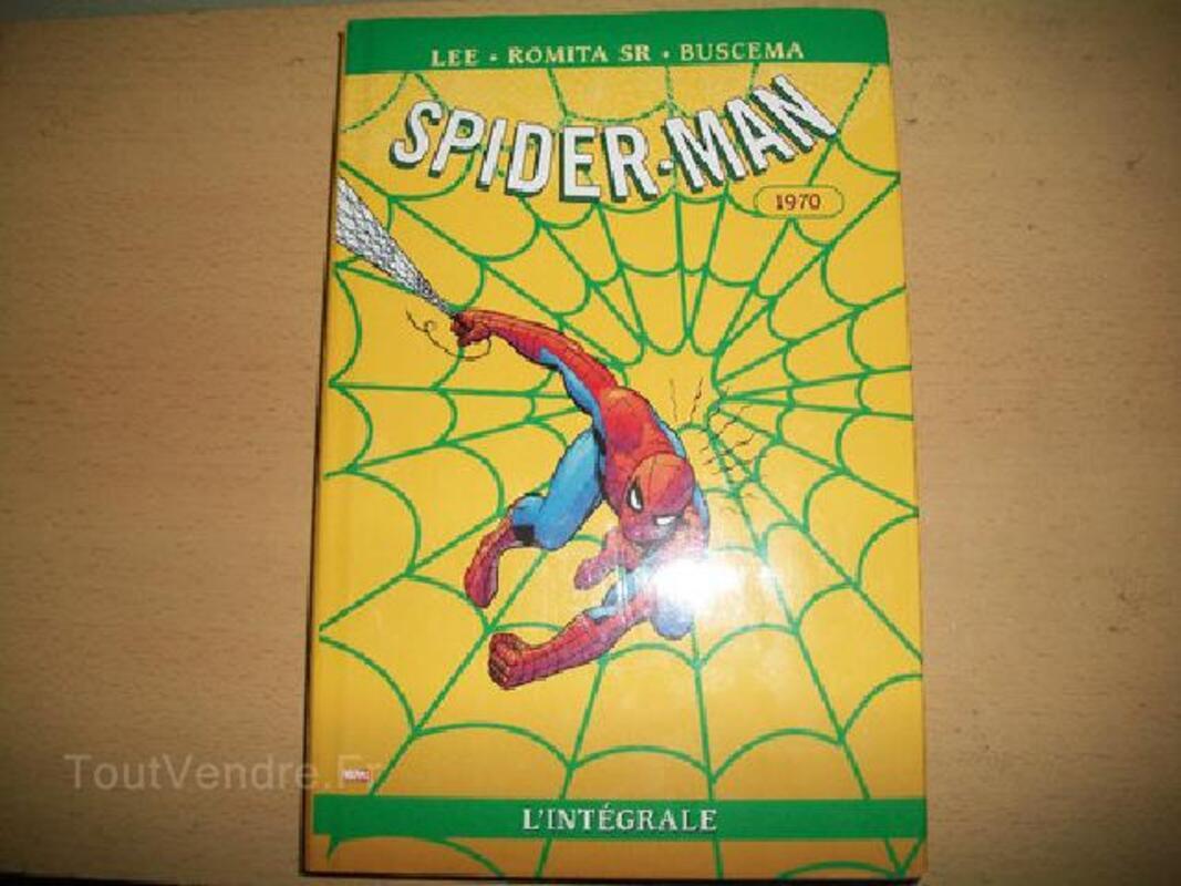 Integrale spiderman 1970 104041588