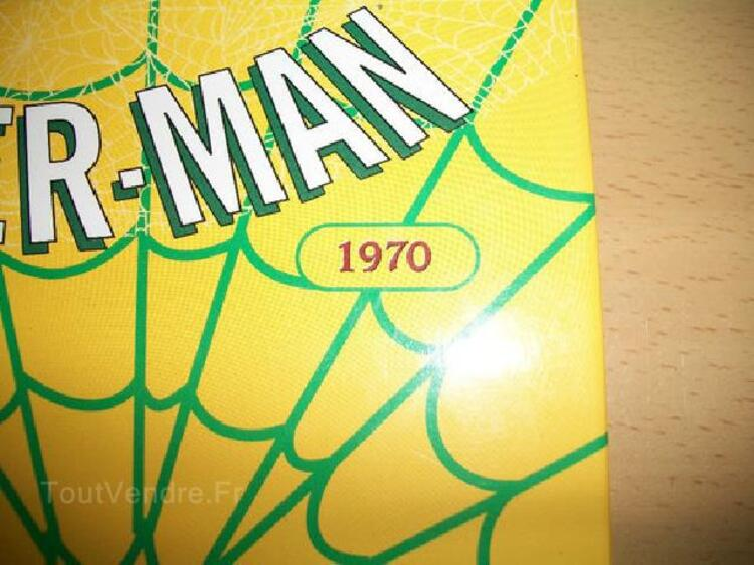 Integrale spiderman 1970 104041589