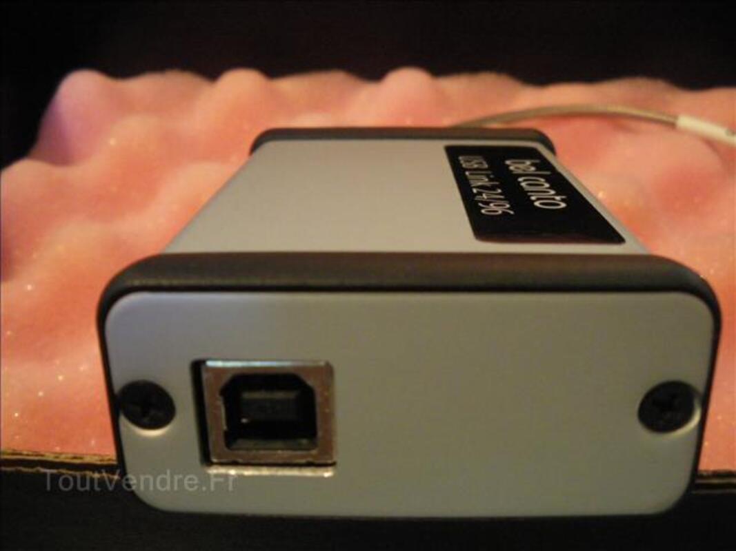 Interface bel canto usb link 24/96 pour ordi 99935637