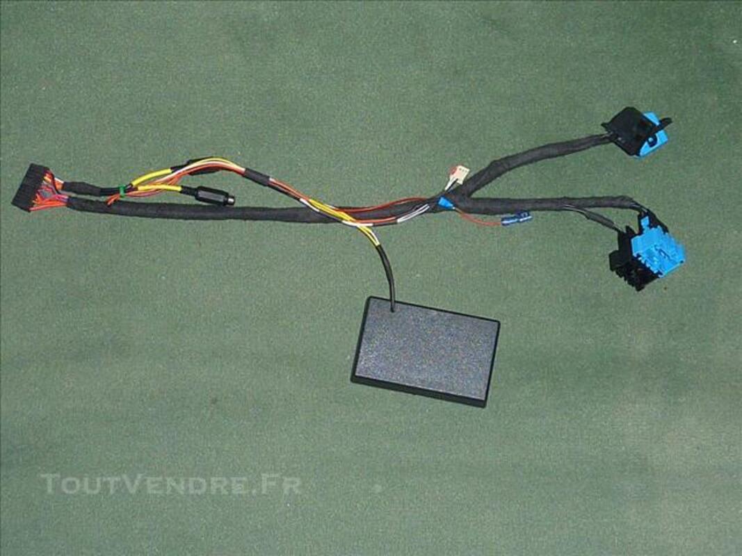 Interface NAVTOOL NavRGB 2 pour BMW 78246053