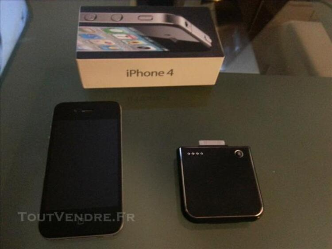 IPhone 4 32Go débloqué et garantie 84635019