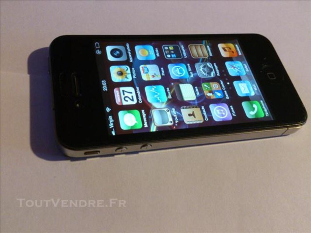 Iphone 4 - 32Go Noir 76144976