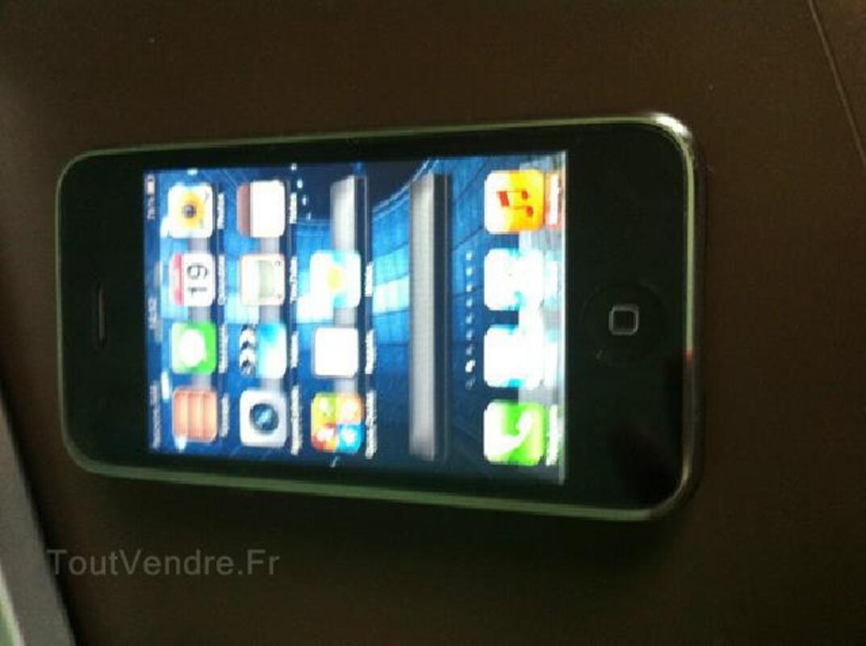 IPHONE Apple noir 3gs 16go NEUF DEBLOQUE+ facture 103550967