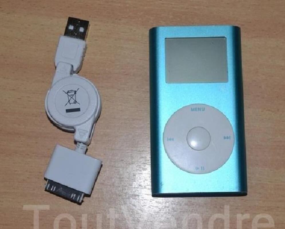 Ipod Mini Bleu 93207369