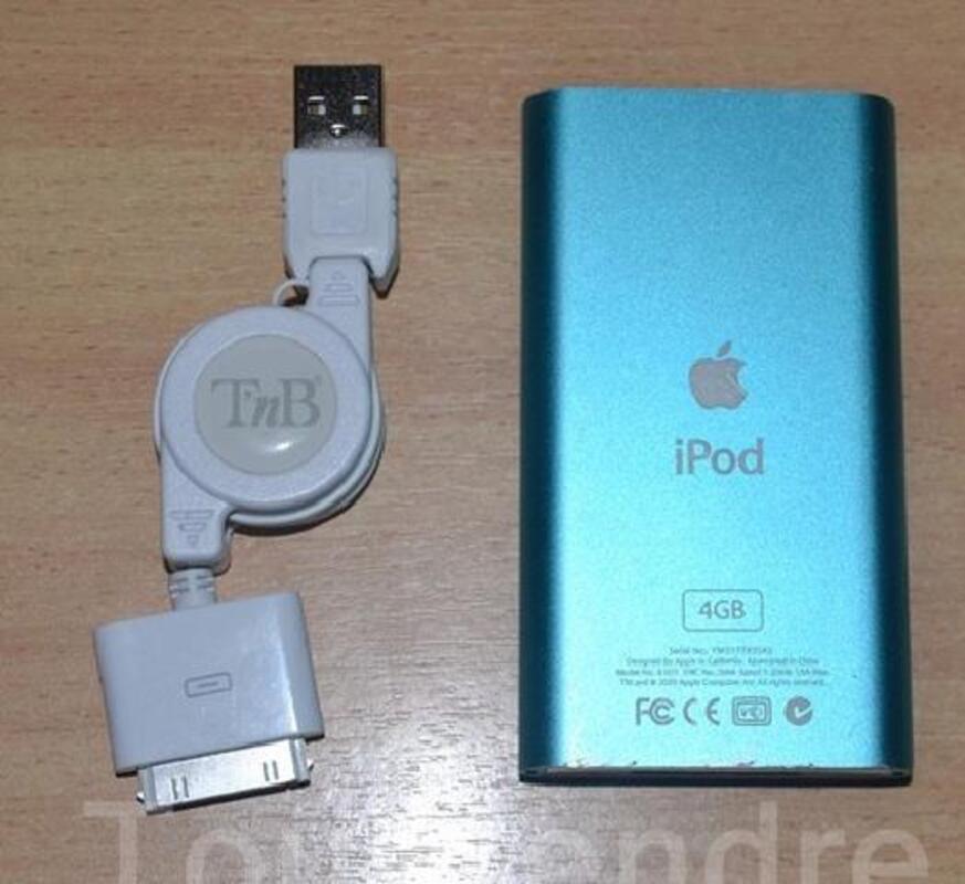 Ipod Mini Bleu 93207370