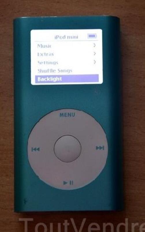 Ipod Mini Bleu 93207371