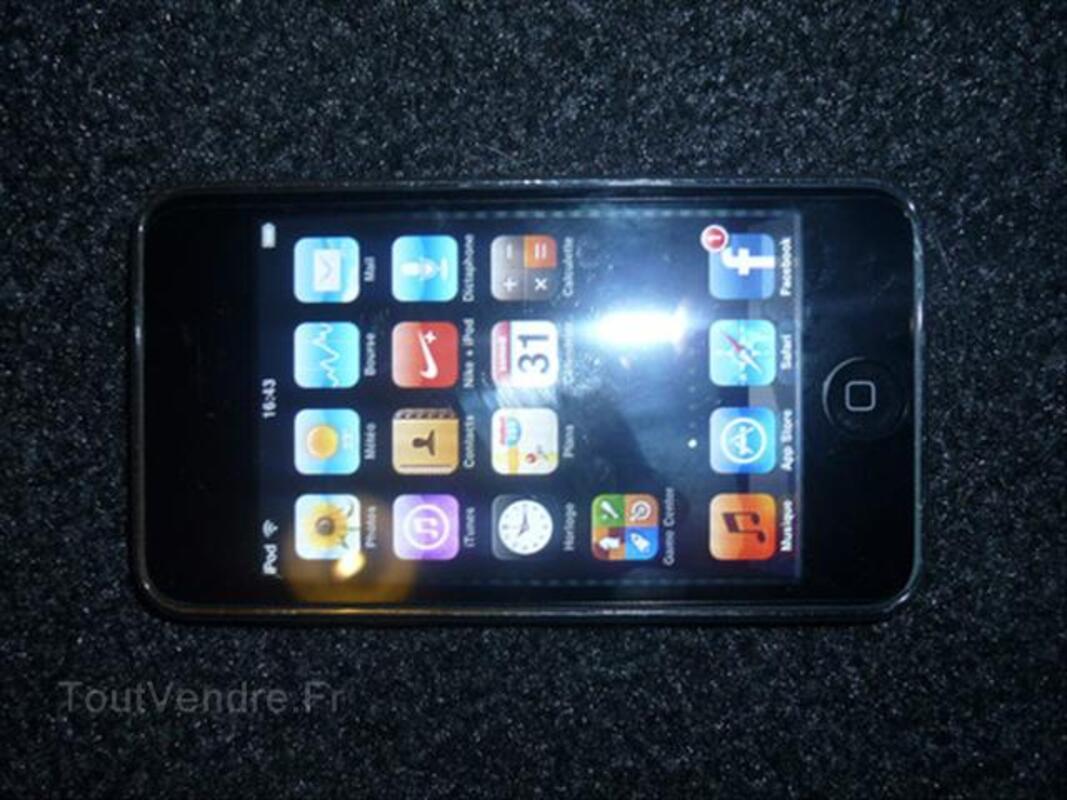 Ipod touch 2° génération - 8 Go - Octobre 2010 55881831