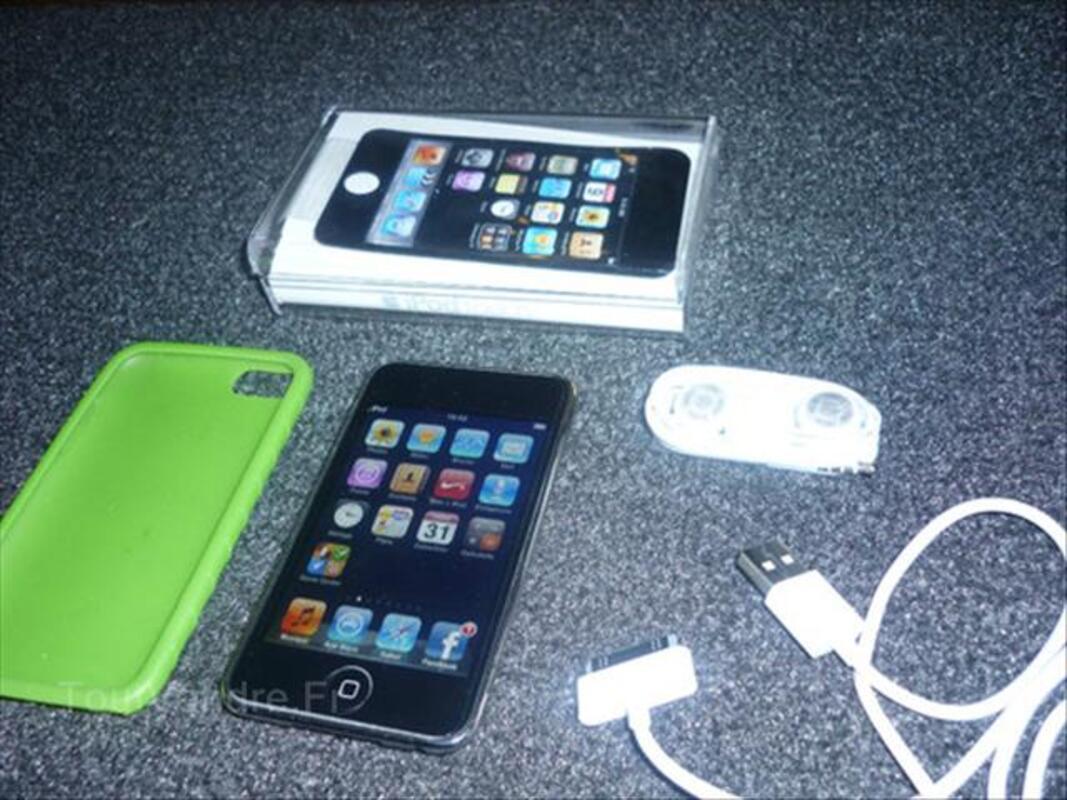 Ipod touch 2° génération - 8 Go - Octobre 2010 55881833