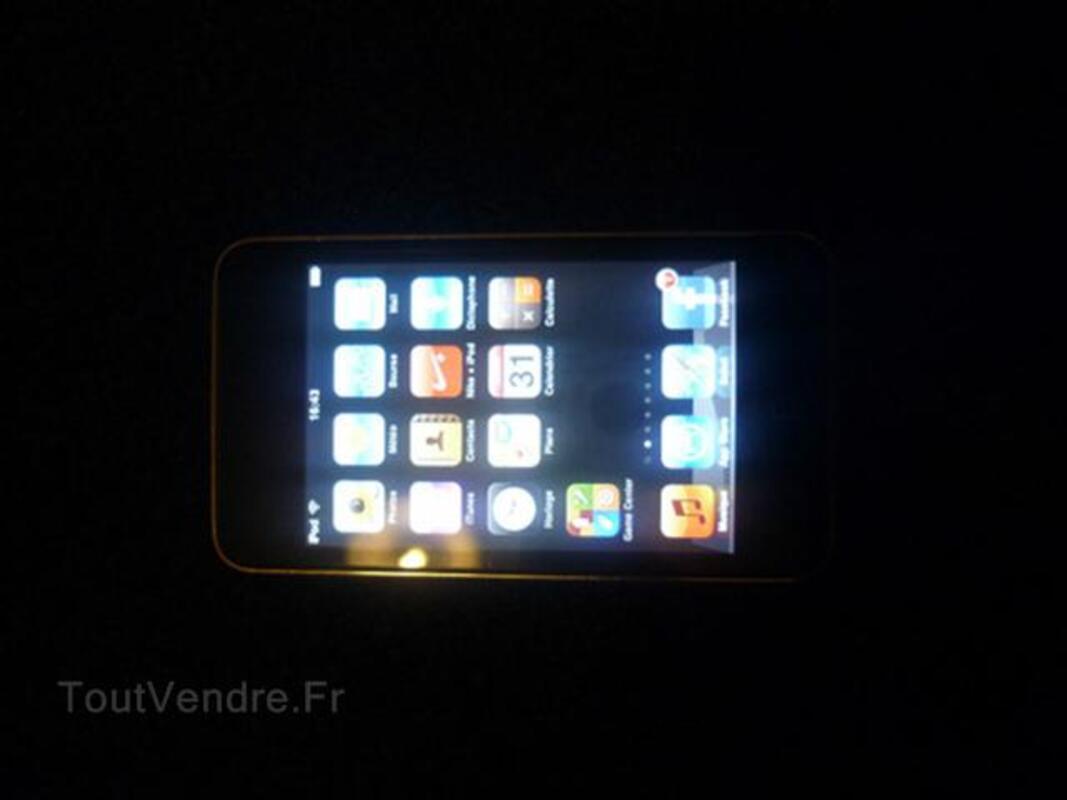 Ipod touch 2° génération - 8 Go - Octobre 2010 55881834