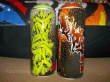 Ironlak limited edition spraycan MTN Montana