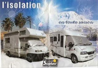 Isolation toplair