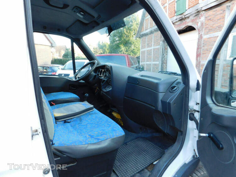 Iveco Daily 35 S 13 tribenne double cabine 459418338
