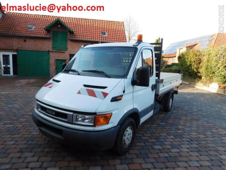 Iveco Daily 35 S 13 tribenne double cabine 459418341