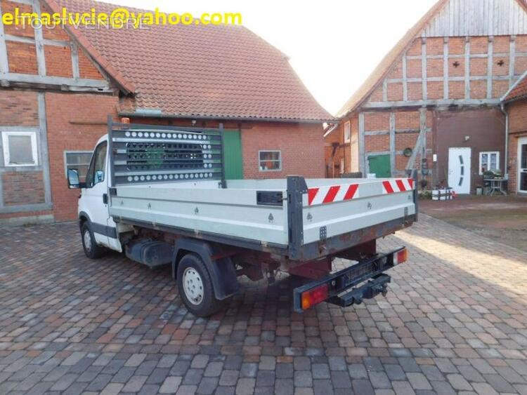 Iveco Daily 35 S 13 tribenne double cabine 459418347