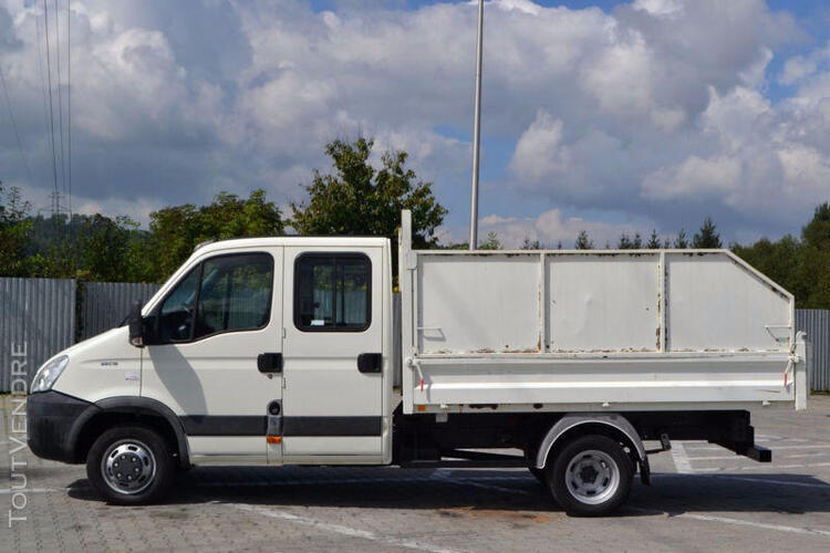 Iveco Daily 35C15 double cabine 7 places 248340922