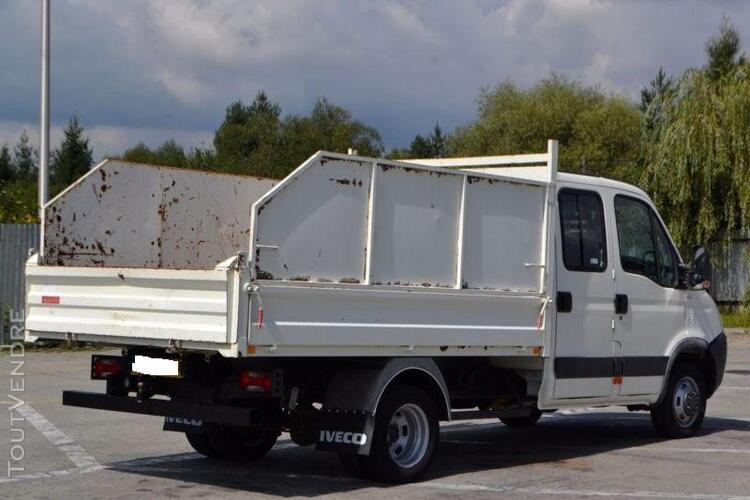 Iveco Daily 35C15 double cabine 7 places 248340925