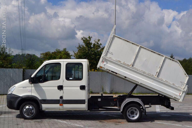 Iveco Daily 35C15 double cabine 7 places 248340928