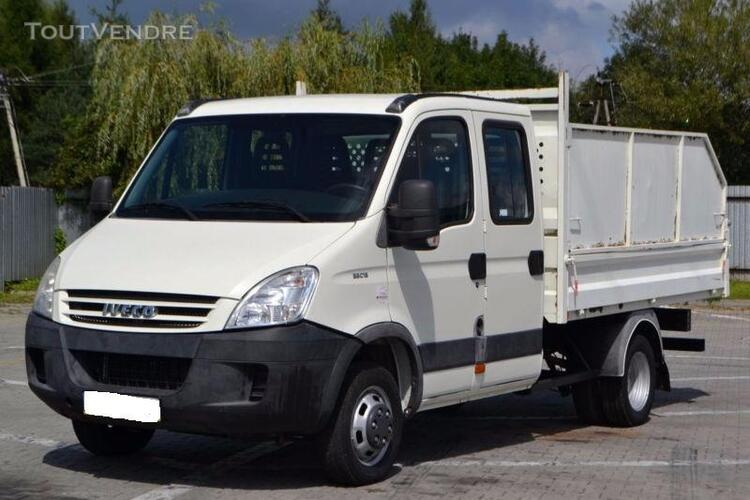 Iveco Daily 35C15 double cabine 7 places 248340931