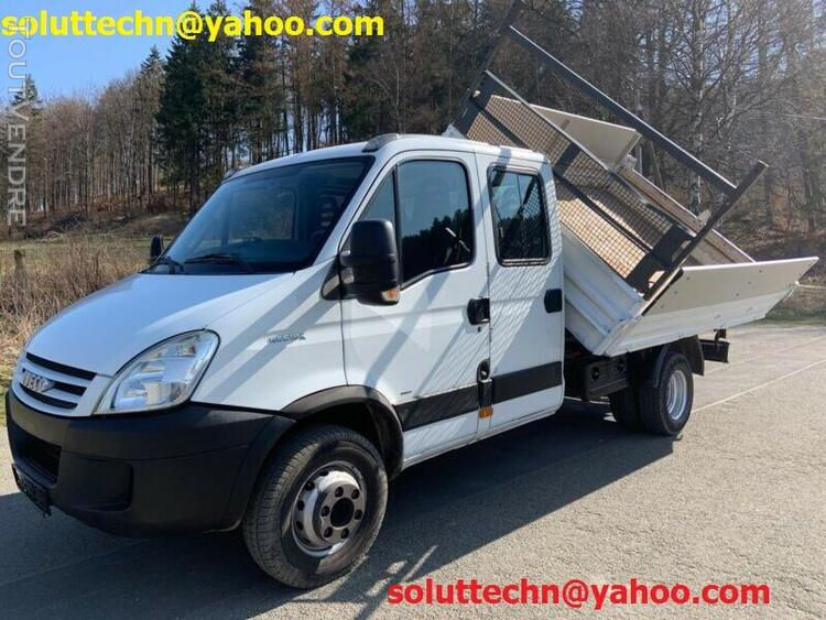 Iveco Daily 65C18 double cabine 7 places 659511540