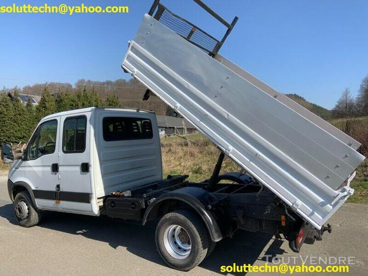 Iveco Daily 65C18 double cabine 7 places 659511546