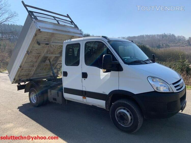 Iveco Daily 65C18 double cabine 7 places 659511552