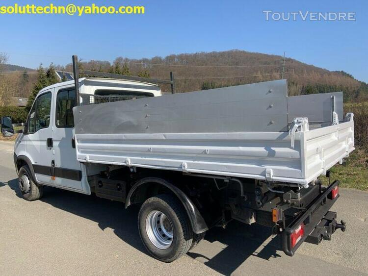 Iveco Daily 65C18 double cabine 7 places 659511555